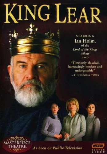 King Lear (1997) DVD Image