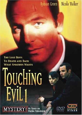 Touching Evil 1: The Lost Boys / To Death And Back / What Amathus Wants (Box Set) DVD Image