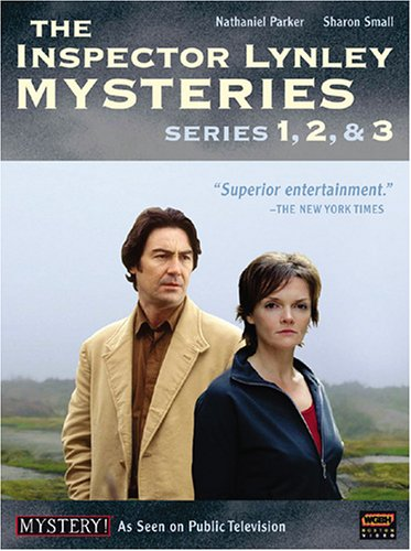 Inspector Lynley Mysteries 1 - 3 (Box Sets) DVD Image
