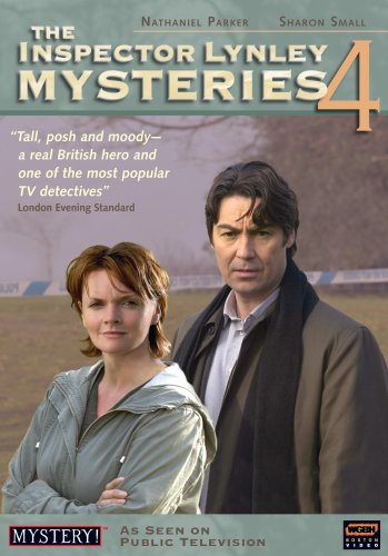 Inspector Lynley Mysteries 4 (Box Set): In Divine Proportion / In The Guise Of Death / The Seed Of Cunning / The Word Of God DVD Image