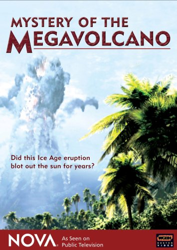 Mystery Of The Megavolcano DVD Image