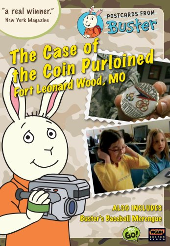 Case Of The Coin Purloined DVD Image