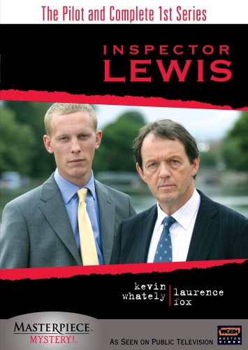 Inspector Lewis: Pilot & Series 1 DVD Image