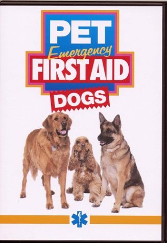 Pet Emergency First Aid: Dogs DVD Image