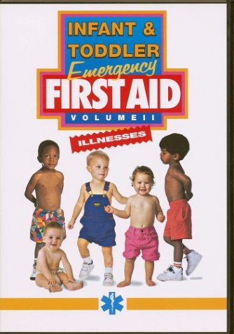 Infant & Toddler Emergency First Aid #2: Illnesses DVD Image