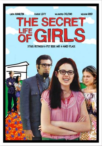 Secret Lives Of Girls DVD Image