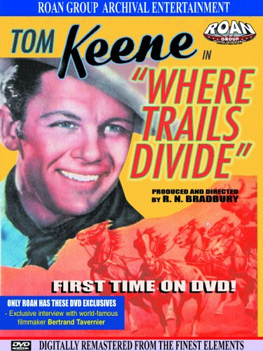Where Trails Divide DVD Image