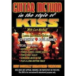 Guitar Method: In The Style Of Kiss DVD Image