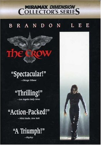 Crow (Special Edition) DVD Image