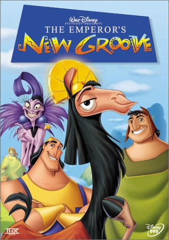 Emperor's New Groove (Special Edition) DVD Image