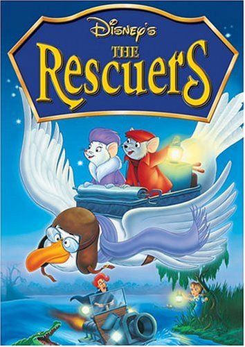 Rescuers DVD Image