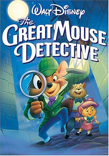 Great Mouse Detective DVD Image