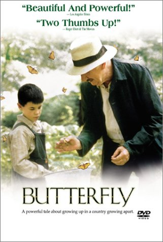 Butterfly (1999) DVD Image
