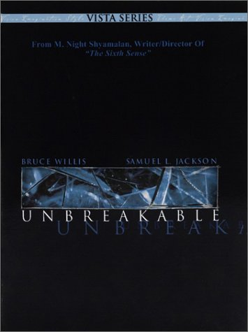 Unbreakable (Special Edition) DVD Image
