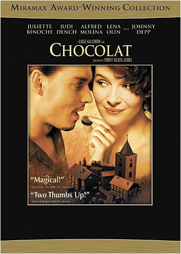 Chocolat (2000/ Special Edition) DVD Image