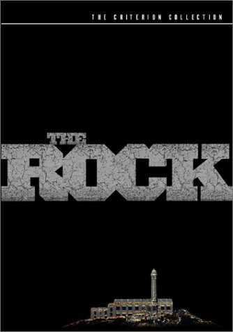 Rock (Special Edition/ Criterion/Voyager) DVD Image