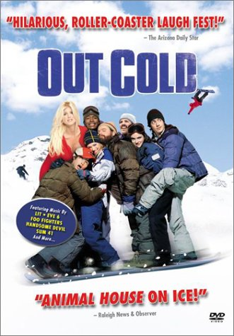 Out Cold (2001/ Special Edition/ Old Version) DVD Image