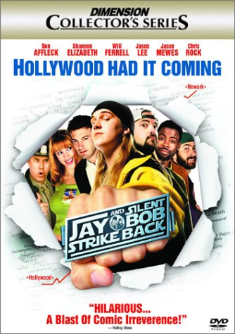 Jay And Silent Bob Strike Back (Special Edition) DVD Image