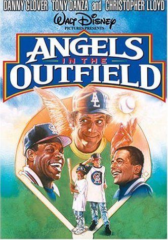 Angels In The Outfield (1994) DVD Image