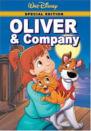 Oliver & Company (Special Edition) DVD Image