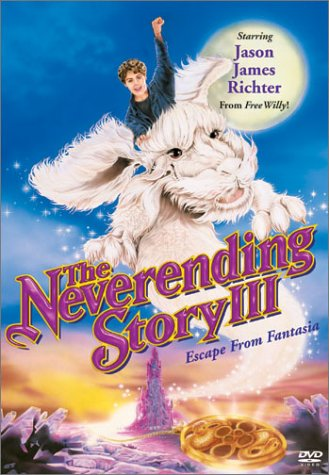 NeverEnding Story 3: Escape From Fantasia DVD Image