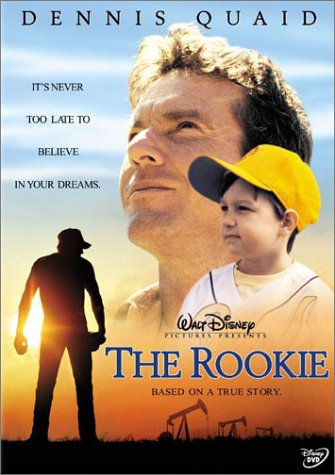 Rookie (2002/ Special Edition/ Pan & Scan) DVD Image