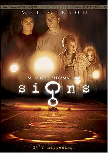 Signs (Special Edition/ Vista Series) DVD Image