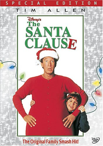 Santa Clause (Special Edition/ Pan & Scan) DVD Image