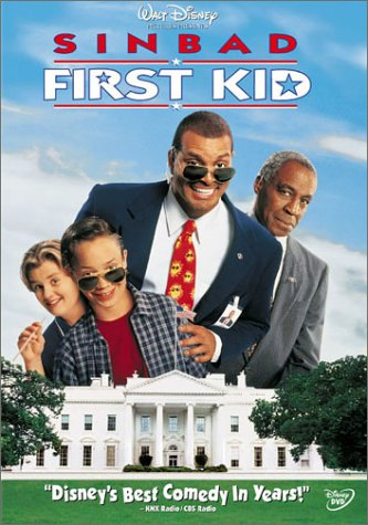 First Kid DVD Image