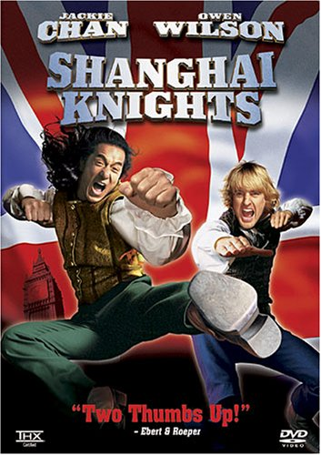 Shanghai Knights (Special Edition) DVD Image