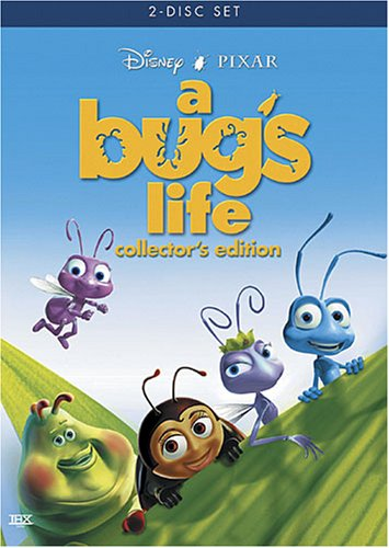 A Bug's Life (Two-Disc Collector's Edition) DVD Image