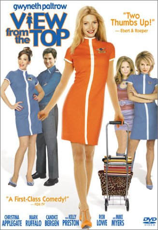 View From The Top DVD Image
