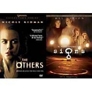 The Others/Signs DVD Image