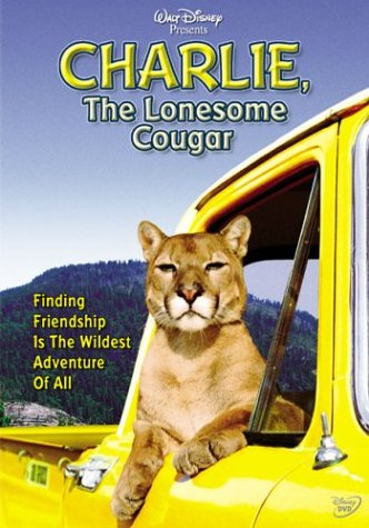 Charlie The Lonesome Cougar (Buena Vista) DVD Image