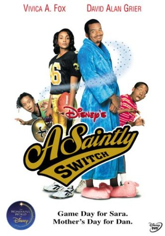 Saintly Switch DVD Image