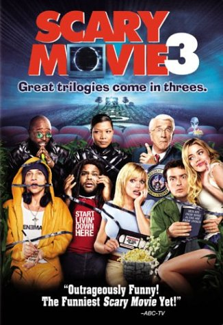 Scary Movie 3 (Widescreen) DVD Image