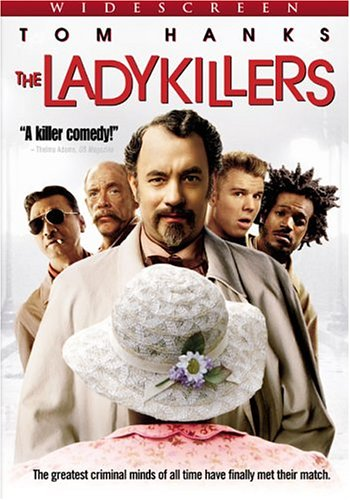 Ladykillers (2004/ Widescreen) DVD Image