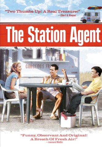 Station Agent (Special Edition) DVD Image