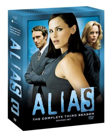 Alias: The Complete 3rd Season (Special Edition) DVD Image