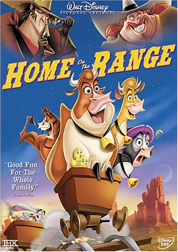 Home On The Range DVD Image