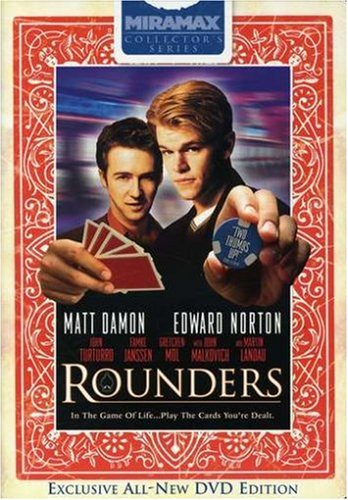 Rounders (Collector's Edition) DVD Image
