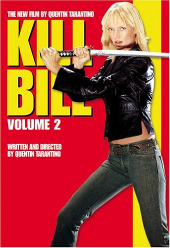 Kill Bill, Vol. 2 DVD Image