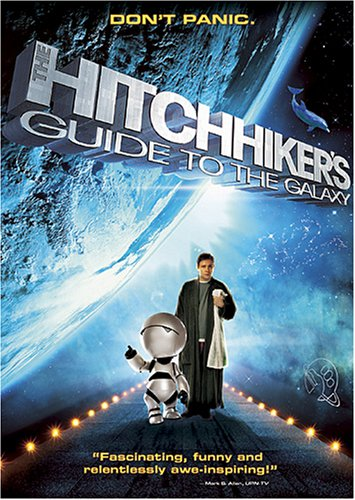 Hitchhiker's Guide To the Galaxy (2005/ Pan & Scan) DVD Image