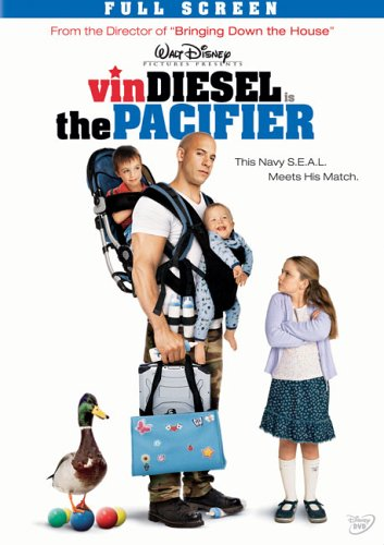 Pacifier (Special Edition/ Pan & Scan) DVD Image