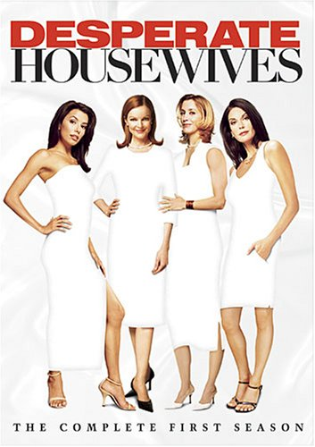 Desperate Housewives: The Complete 1st Season DVD Image