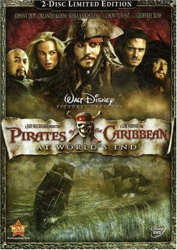 Pirates Of The Caribbean: At World's End (Special Edition/ 2-Disc) DVD Image