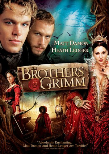 Brothers Grimm DVD Image