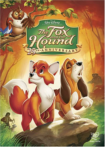 Fox And The Hound (25th Anniversary Edition) DVD Image