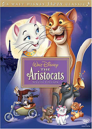 Aristocats (Special Edition) DVD Image