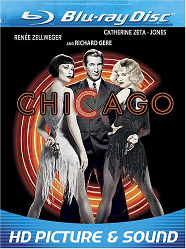Chicago (Widescreen/ Blu-ray) DVD Image